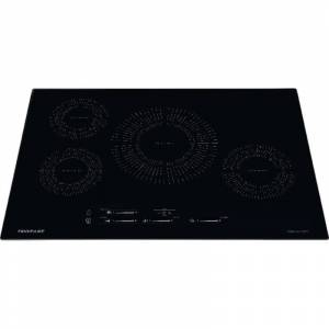 Frigidaire FFIC3026T 30 Inch Wide Built-In Electric Cooktop Black Cooktops Cooktop Induction