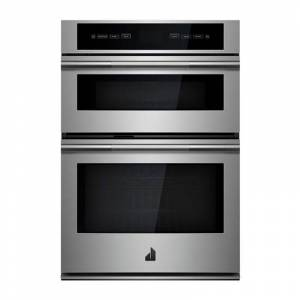 JennAir JMW2430IL RISE 30 Inch Wide 5.0 Cu. Ft. Single Electric Oven with 1.4 Cu. Ft. Microwave Oven Stainless Steel Cooking Appliances Wall Ovens