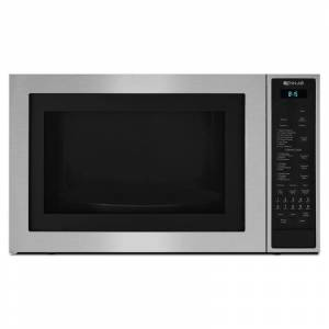 JennAir JMC3415ES 25 Inch Wide 1.5 Cu. Ft. 900 Watt Countertop Microwave Stainless Steel Cooking Appliances Microwave Ovens Countertop Microwaves