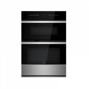 JennAir JMW2430IM NOIR 30 Inch Wide 5.0 Cu. Ft. Single Electric Oven with 1.4 Cu. Ft. Microwave Oven Stainless Steel Cooking Appliances Wall Ovens