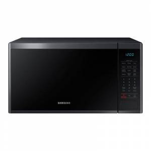 Samsung MS14K6000A 22 Inch Wide 1.4 Cu. Ft. Countertop Microwave with Eco Mode Black Stainless Steel Cooking Appliances Microwave Ovens Countertop