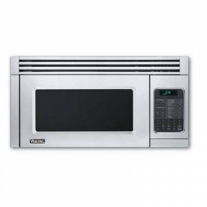 Viking VMOR506 30 Inch Wide 1.1 Cu. Ft. Over-the-Range Microwave with 300 CFM Blower Stainless Steel Cooking Appliances Microwave Ovens Over the Range