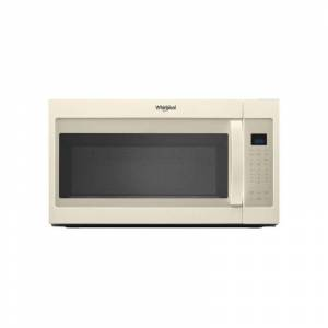 Whirlpool WMH32519H 30 Inch Wide 1.9 Cu. Ft. 1000 Watt 300 CFM Over the Range Microwave with Sensor Cook Biscuit Cooking Appliances Microwave Ovens