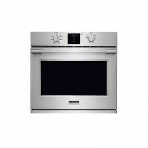 Frigidaire FPEW3077R 30 Inch Wide 5.1 Cu. Ft. Single Electric Wall Oven with PowerPlus Convection Stainless Steel Ovens Electric Single