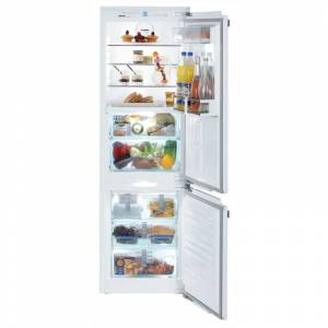 Liebherr HCB-1060 24 Inch Wide 8.7 Cu. Ft. Energy Star Rated Full Size Refrigerator Panel Ready Refrigeration Appliances Full Size Refrigerators