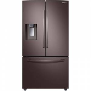 Samsung RF23R6201 36 Inch Wide 22.6 Cu. Ft. Energy Star Rated French Door Refrigerator with CoolSelect Pantry Fingerprint Resistant Tuscan Stainless  - Fingerprint Resistant Tuscan Stainless S
