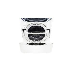LG WD100C 27 Inch Wide 1 Cu Ft. Pedestal Washing Machine White Laundry Appliances Washing Machines Pedestal Washing Machines