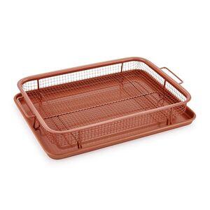 Non- Stick Copper Crisper Tray