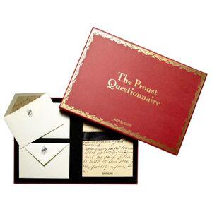 ASSOULINE Proust Stationery Set