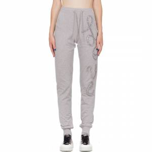 Moschino LOVE Jogger - Heather Grey