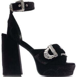 McQ Alexander McQueen Phoenix Mid Heel - Black