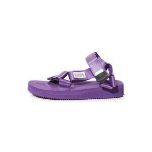 Hampden Depa Cab Sandal in Purple