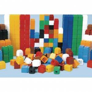 Unifix Cubes Box Of 500 by Didax Educational Resources