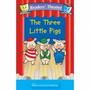 Really Good Readers Theater The Three Little Pigs Big Book by Really Good Stuff Inc