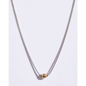 Cape Cod Jewelry Smooth Single Pendant Necklace (18 Chain)
