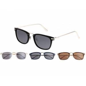 Private Label Simplify Theyer Classic Sunglasses with Scratch Resistant Lenses - Black Frame/Black Lens