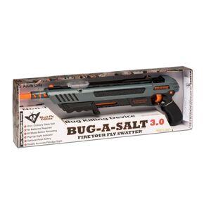 BUG-A-SALT 3.0 Insect Repellent Device Plastic Gray/Black