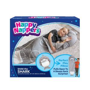 Happy Nappers Shark Pillow Plush 1 pc.