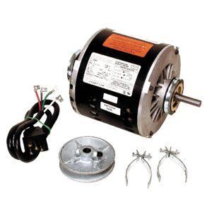 Dial Metal Black Evaporative Cooler Motor Kit