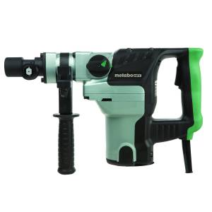 Metabo HPT 1 in. Keyless Corded Rotary Hammer Drill Kit 8.4 amps 620 rpm