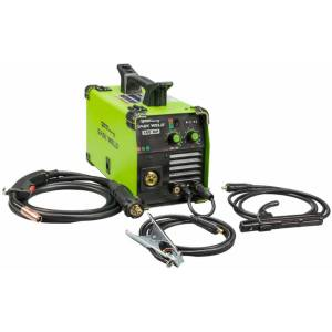 Forney Easy Weld 140 amps 120 volt Welder 24.81 lb. Green