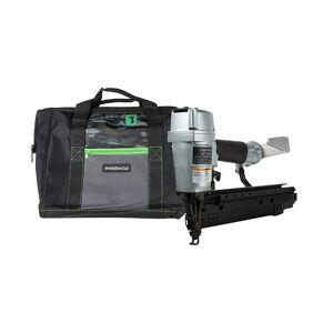 Metabo HPT Pneumatic 16 Ga. Pro Finish Nailer Kit