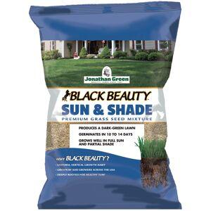 Jonathan Green Black Beauty Sun and Shade Sun Sun/Partial Shade Grass Seed 25 lb.