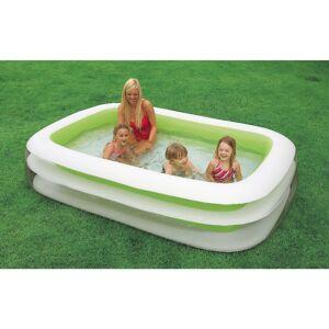 Intex 203 gal. Rectangular Plastic Inflatable Pool 22 in. H x 69 in. W x 103 in. L