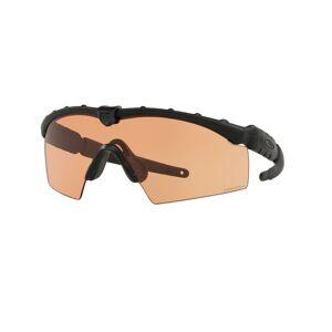 Oakley Standard Issue Ballistic Matte Black Polarized Sunglasses 2.0
