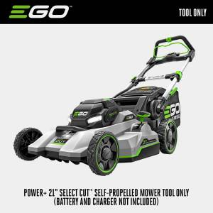 EGO Power+ Select Cut LM2130SP 21 in. 56 volt Battery Self-Propelled Lawn Mower Tool Only