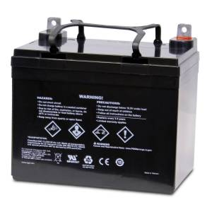Universal Power Group UB12350 35 CCA Lead Acid Automotive Battery