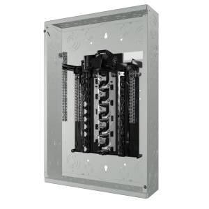 Siemens SN 200 amps 120/240 volt 20 space 40 circuits Combination Mount Circuit Breaker Panel