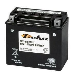 Deka Standard AGM 220 CCA 12 volt Motorcycle/Small Engine Battery