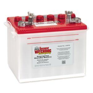 Basement Watchdog 400 CCA 12 volt Deep Cycle Battery