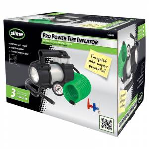 Slime Pro Power 12 volt 150 psi Tire Inflator