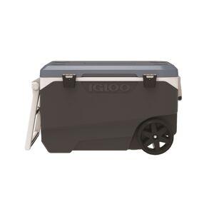 Igloo MaxCold Latitude Roller Cooler 90 qt. Blue/Gray