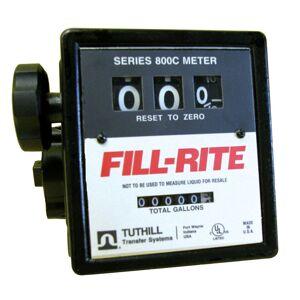 Fill-Rite Aluminum Fuel Meter Kit 20 gpm