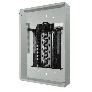 Siemens SN Series 200 amps 120/240 volt 30 space 48 circuits Surface Mount Circuit Breaker Panel