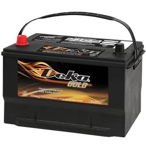Deka Gold Series 850 CCA 12 volt Automotive Battery