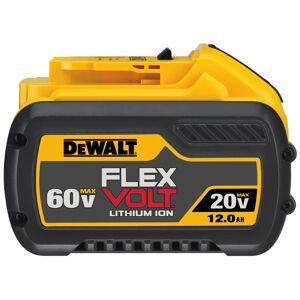 DeWalt FLEXVOLT DCB612 20/60 volt 12 Ah Lithium-Ion High Capacity Battery Pack 1 pc.
