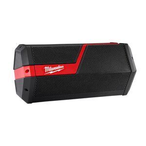 Milwaukee M18/M12 Wireless Bluetooth Weather Resistant Jobsite Speaker