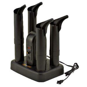 Peet Dryer Black Multi Shoe Dryer