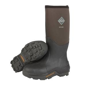The Original Muck Boot Company Wetland Men's Boots 8 US Brown