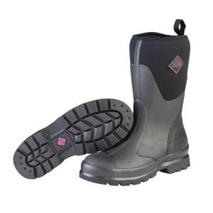 The Original Muck Boot Company Chore Mid Women's Boots 6 US Black