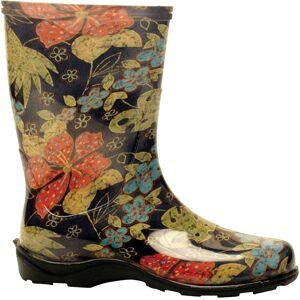 Sloggers Women's Garden/Rain Boots 9 US Midsummer Black