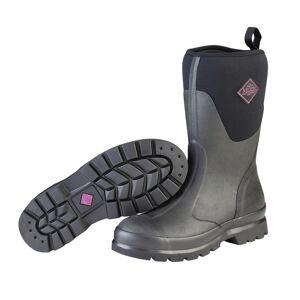 The Original Muck Boot Company Chore Mid Women's Boots 5 US Black