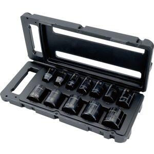 Craftsman 1/2 in. drive SAE 6 Point Standard Impact Socket Set 12 pc.