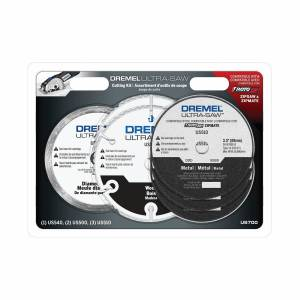 Dremel Ultra-Saw Rotary Tool Cutting Kit 6 pc.