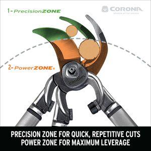 Corona Dual Cut 32 in. Carbon Steel Hooked Lopper