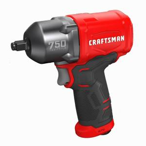 Craftsman 1/2 in. Air Impact Wrench 750 ft./lbs.